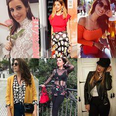 """Inspírate"" #ideales #grupoinstagram #blogger #model #instagood #style #fashion #tagsforlike #outfit #girls #cute #glam #influencer #inspirate #kissmylook #tw feliz noche kissess"