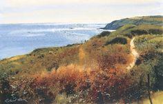 Richard Thorn - watercolor