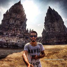 "Welcome to Jawa Indonésia !!!  4 days ago visite du ""temple de Prambanan"" in the sunrise !!! Now I'm in Jakarta City !!! Today Jour 225 #indonesia #jawa !!! #asia #indonésie #herewego #ontheroadagain by #raphoou #photographe with my #gropro !!! #worldtour #bestview  Mon projet de #tourdumonde a débuté le 21 avril 2015 pour une durée d'1an !!! #raphoouworldtour 1year 365jrs #world #aroundtheworld #theworldismine #Crazyman #travel #traveler #amazing #fastlife #aventure #passion #globetrotteur…"