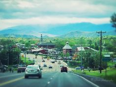 We love this shot from Mary Bagley Gibson of downtown! Main Street