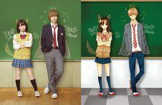 Live-Action Wolf Girl and Black Prince Film Casts Yuki Yamada ...