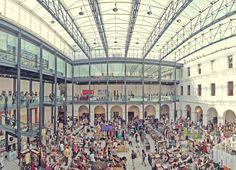 """Padova #Vintage Festival 2012 - Scarabel SpA era presente con Maggiolino Volkswagen ed il contest """"Be an icon!"""""""