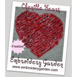 Free Designs & Projects - Embroidery Garden In the Hoop Machine Embroidery Designs