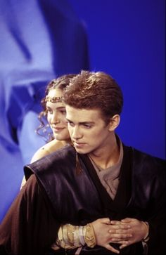ImageFind images and videos about star wars, natalie portman and Anakin Skywalker on We Heart It - the app to get lost in what you love. Star Wars Saga, Film Star Wars, Star Wars Love, Star War 3, Hayden Christensen, Anakin Skywalker, Natalie Portman, Star Wars Episodio 2, Hugh Jackman