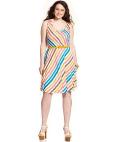 American Rag Plus Size Dress $38.99