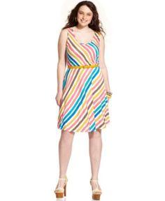 American Rag Plus Size Dress $38.99