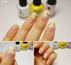 Marc Jacobs Daisy Nail Art - Super Cute!