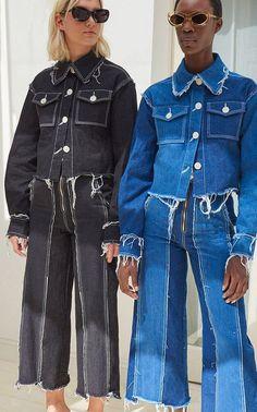 ce4e69c57d0 Trend Council denim inspiration Trend Council fashion forecasting service  All Jeans