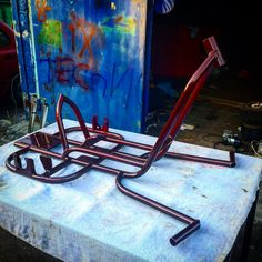 Drift Trike Frame, Drift Trike Motorized, Big Wheel, Karting, Pedal Cars, Mini Bike, Welding Projects, Go Kart, Metalworking