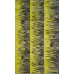 Safavieh Kilim Bailey Abstract Wool Rug ($396) ❤ liked on Polyvore featuring home, rugs, green, green rug, safavieh area rugs, flat weave rug, kilim rugs and flat woven rug