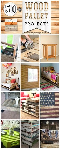 50+ Wood Pallet Projects by Seriously?