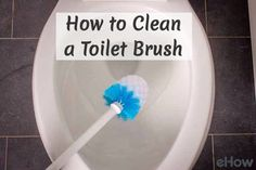 'How to Clean a Toilet Brush...!' (via eHow)
