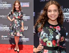 Bailee Madison In Ted Baker - 2013 Young Hollywood Awards