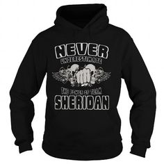 Sheridan  Never Underestimate The Power Of Team Sheridan #city #tshirts #Sheridan #gift #ideas #Popular #Everything #Videos #Shop #Animals #pets #Architecture #Art #Cars #motorcycles #Celebrities #DIY #crafts #Design #Education #Entertainment #Food #drink #Gardening #Geek #Hair #beauty #Health #fitness #History #Holidays #events #Home decor #Humor #Illustrations #posters #Kids #parenting #Men #Outdoors #Photography #Products #Quotes #Science #nature #Sports #Tattoos #Technology #Travel…
