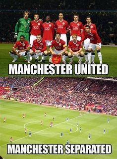 Manchester United! #UnitedWeStand!! Best English soccer team. MY TEAM:)