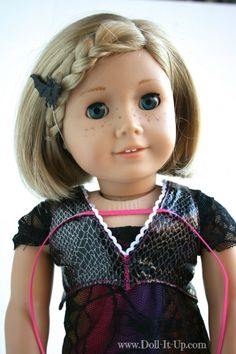 A free vest pattern for dolls-30
