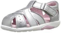 Stride Rite SRT Tulip Sandal (Big Kid), Silver, 4 M US Bi... http://www.amazon.com/dp/B00ZXN3UME/ref=cm_sw_r_pi_dp_5rQpxb0KVV8F4