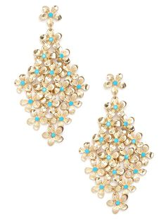 Inexpensive Drop earrings from Bauble Bar.