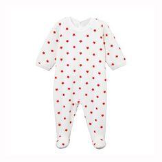 So adorable Petit Bateau pyjamas! We love it!