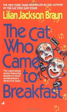 Bestseller Books Online The Cat Who Came to Breakfast Lilian Jackson Braun $7.99  - http://www.ebooknetworking.net/books_detail-0515115649.html