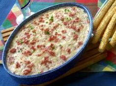 Baked Reuben Dip Recipe / I rarely have a reuben sandwich but love them when I do. I think the same should hold true for this dip version.
