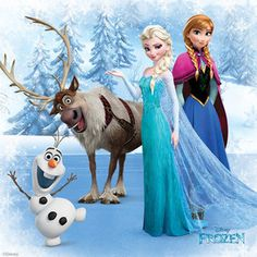 Take a look at the Frozen Collection event on zulily today!