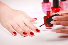 10 Things No One Ever Tells You About: Nail Polish | Beauty High -- Especially #10 Take a 3 day break from polish every three weeks to keep your nails healthy.
