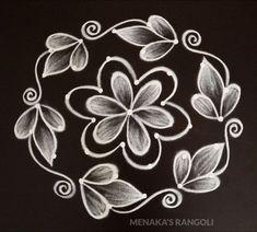 Rangoli Designs Peacock, Rangoli Side Designs, Simple Rangoli Border Designs, Rangoli Designs Latest, Rangoli Patterns, Free Hand Rangoli Design, Small Rangoli Design, Rangoli Ideas, Rangoli Designs Diwali
