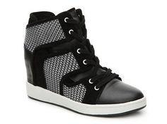 1a42cf55ab1c L.A.M.B. Gera High-Top Wedge Sneaker High Top Wedge Sneakers