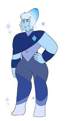 Holly Blue + Ice = Kyanite