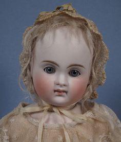Rare Early Kestner Child