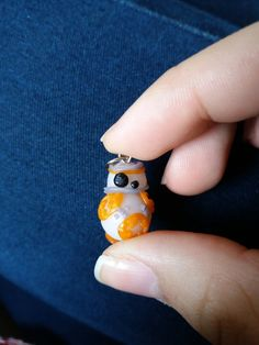 Star wars polymer clay