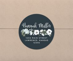 Address Stickers Return Address Labels Wedding Favor Tags Floral Wedding Stationery House Warming Gift Personalized Stickers RA1008 by PleaseAndThanksCards on Etsy https://www.etsy.com/listing/385769844/address-stickers-return-address-labels