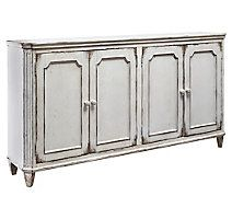 Rustic Brown Ranimar Accent Cabinet View 2 | HOME ON THE RANGE ...