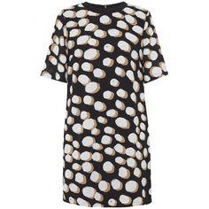 Buy Great Plains Camel Margot Spot Round Neck Dress from the Next UK online shop Great Plains, Night Looks, Fashion Brands, Camel, Womens Fashion, Ladies Fashion, Dress Up, Women Wear, Men Casual