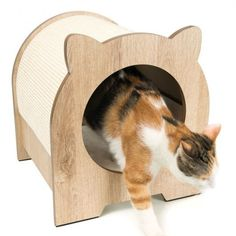 Vesper Katzenhaus Minou Kitty, Scratching Post