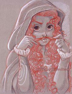 Merida by Cherry Garcia