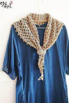 Crochet Motifs, Crochet Shawl, Knit Crochet, Poncho Shawl, Bolero, Neck Scarves, Couture, Shawls And Wraps, Cowl