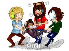 1000 images about cryaotic pewdiepie and cinnaomontoastken on
