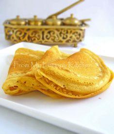 Malaysian-Pancake
