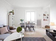 Renovaciones modernas en pisos antiguos papel de pared en dormitorios estilo…