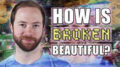 How Does Glitchy Art Show Us Broken Is Beautiful? | Idea Channel | PBS Digital Studios