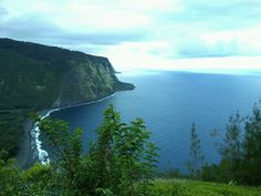 Waipio Valley - Big Island of Hawaii It was one of my favorite hikes with hubby