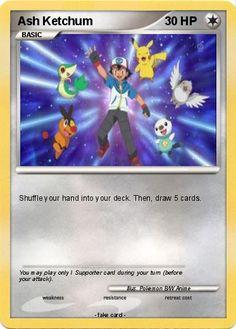 Pokemon Ash Ketchum