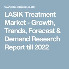 Download free ebooks pdf el james grey fifty shades of grey as lasik treatment market growth trends forecast demand research report till 2022 fandeluxe Images