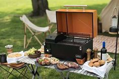 Grilling, Whole Turkey, Wood Pellets, Backyard Bbq, Cool Gadgets, No Cook Meals, Cooker, Traditional, Outdoor Decor