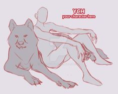 [YCH OPEN] BEASTS 20$ for a slot by witchwant - #architecture