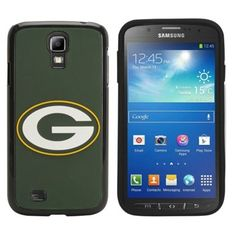 Green Bay Packers Galaxy S4 Hard Case