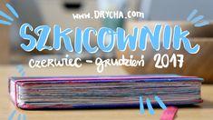 Drycha - mixedmedia - craft - handmade: Pół roku ilustracji z markerami alkoholowymi