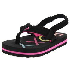 Roxy TW Vista Thong Infant Girls Flip Flops
